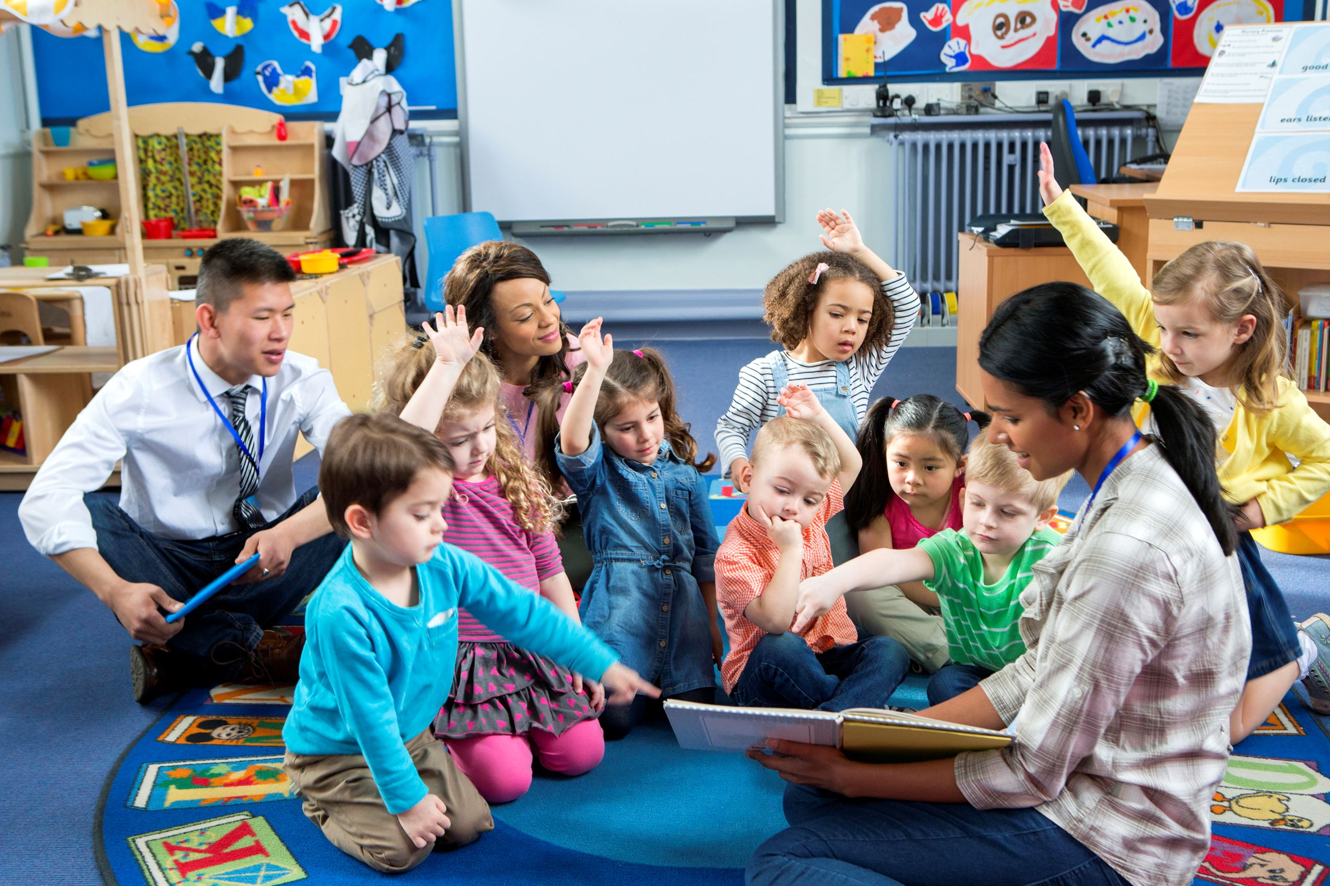 Enriching Early Childhood Experiences >> Early Education Division Maricopa County Az