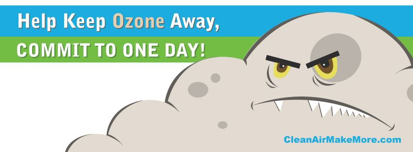 Help Keep Ozone Away, Commit to One Day