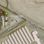 Aerial view of Hassayampa Transfer Station
