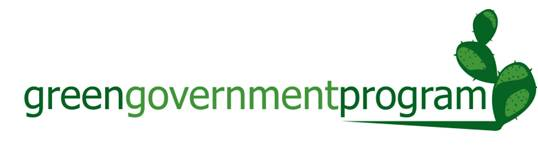 Green Government Program Logo