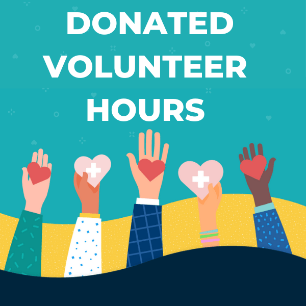 Volunteer Hours Donated