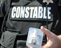 Constable with Narcan